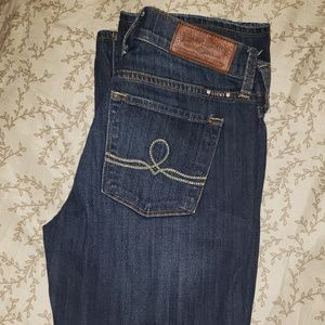 Sofia Boot Lucky Brand Jeans